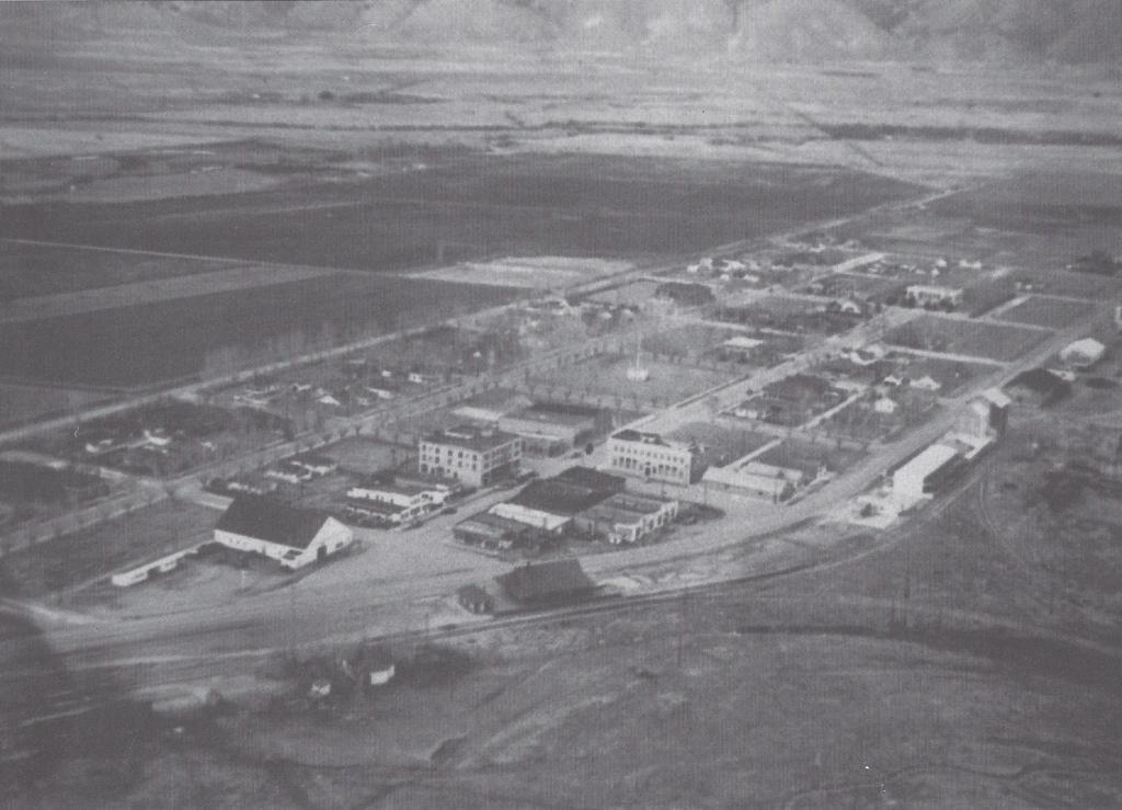 Minden Photo Details The Western Nevada Historic