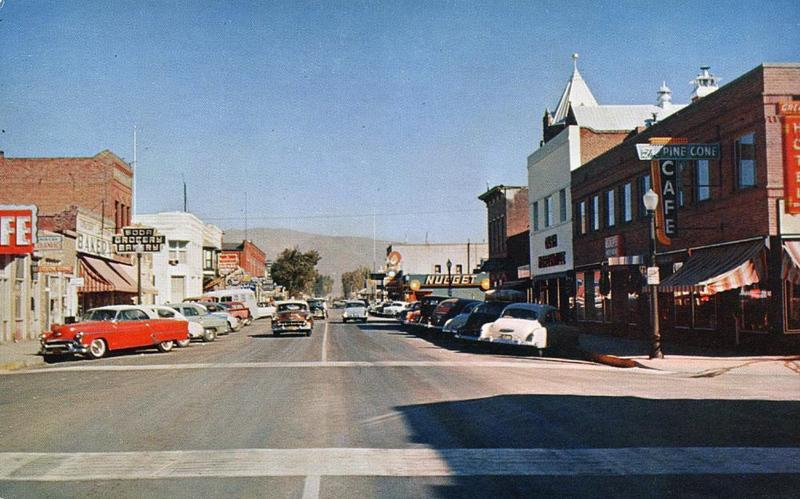 Carson City 1950 S Photo Details The Western Nevada
