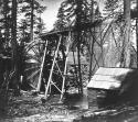 652. The Saw Mill. Scene in the Valley of Lake Tahoe.