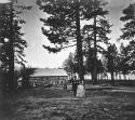 653. The Lake House, Lake Tahoe. General view.