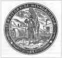 Nevada Territorial Seal